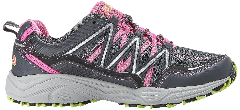 Fila Women's Headway 6 Running Shoe B01077BMZC 9.5 B(M) US|Castlerock/Sugarplum/Dark Shade