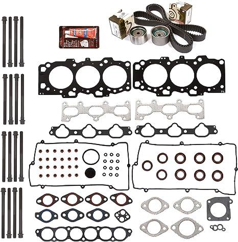 Diamond Power Timing Belt set works with Hyundai Santa Fe Sontata Tiburon Tucson Kia Optima Sportage 2.5L 2.7L V6
