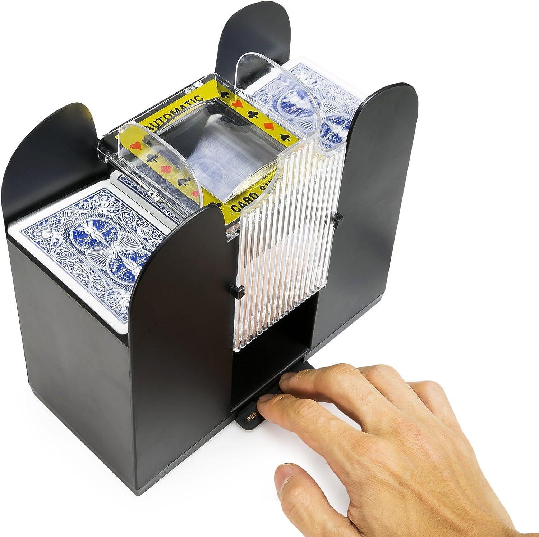 WYZworks 6 Decks Automatic Playing Casino