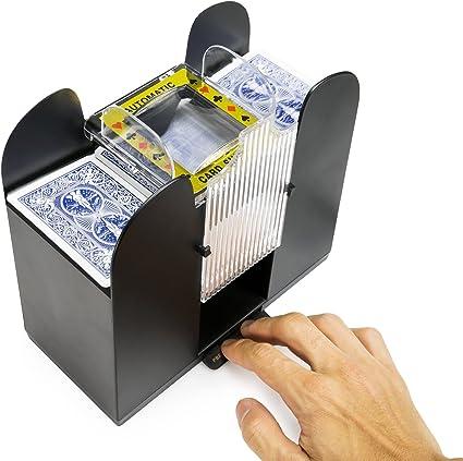 casino grade card shufflers