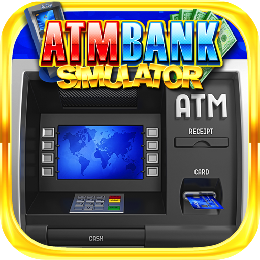 ATM & Bank Teller Learning Games - Kids Credit Card, Money & Cash Games FREE