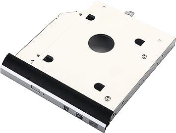 DeYoung 2 nd disco duro HDD SSD Caddy Adaptador para Dell Latitude ...