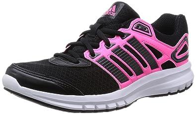 purchase cheap 03db8 8584c adidas Damen Duramo 6 Laufschuhe, Schwarz (Solar Pink Core Black), 37 1