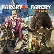 Far Cry 4 + Far Cry Primal Bundle - PS4 [Digital Code]