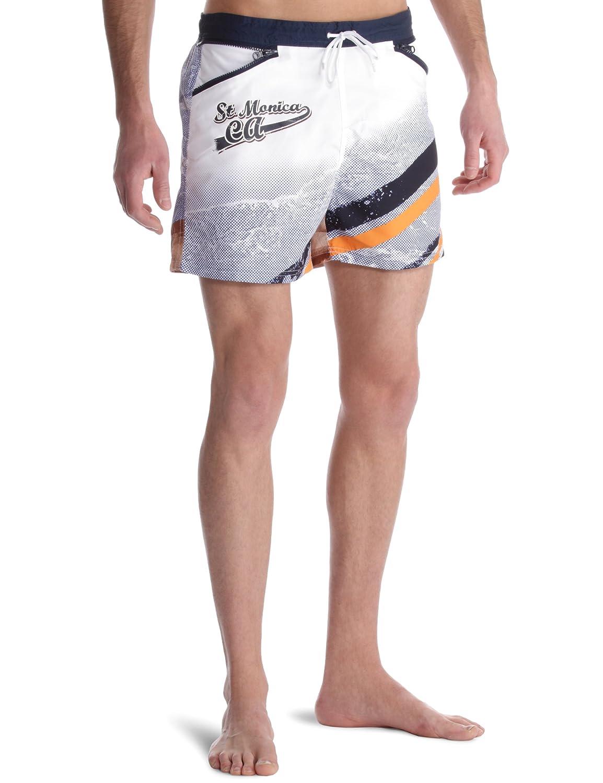 e07092a7f4af Desigual Growing - Bañador de natación para Hombre, tamaño L, Color ...