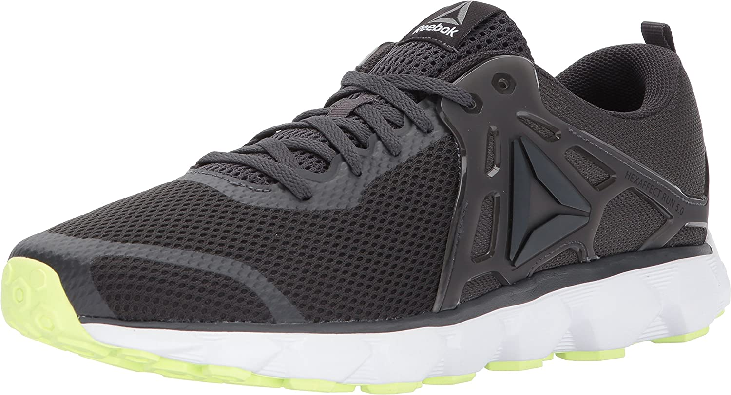 Reebok Men s Hexaffect 5.0 Mtm Running Shoe