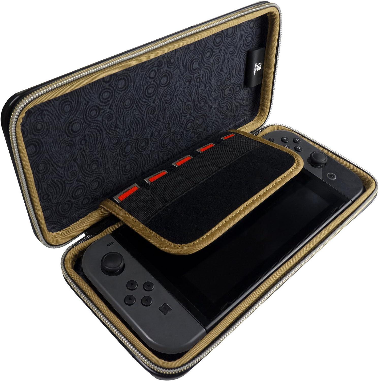 Hori - Alumi Case Zelda (Nintendo Switch): Amazon.es: Videojuegos