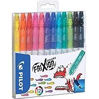 Pilot Frixion Colour Marker, 12 colours Set