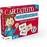 Fundels Cartatoto - Multiplications - Jeu de Cartes Educatif