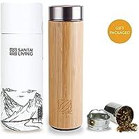 Santai Living Termo de Bambú Hermético (500 ml)