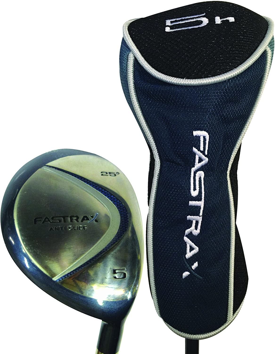 Fastrax Hybrid Stainless Irons Right-Handed