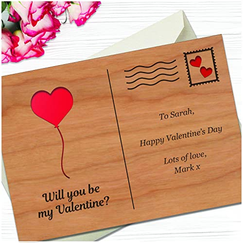 Valentines personalised gift for her for him husband wife boyfriend girlfriend