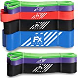 FFEXS FX Premium Pull Up Resistance Bands for Assisted for Pull Up Chin Up Exercise
