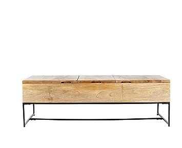 World Modern Design SR 1025 24 Colvin Coffee Table, Natural