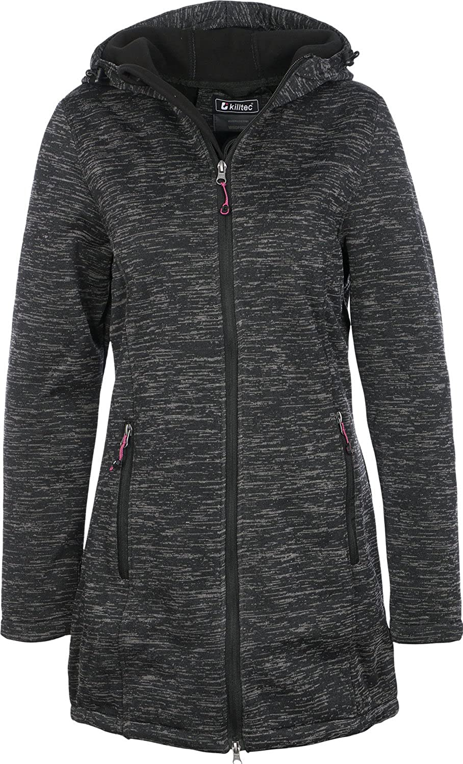Killtec Aloisia Strick-Fleecejacke Damen