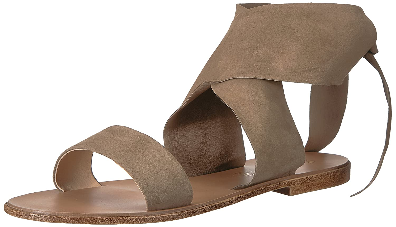 Seychelles Women's Cruisin' Flat Sandal B0731ZTK6Y 6.5 B(M) US|Taupe