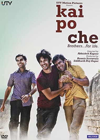 Kai Po Che! 2013 Full Hindi Movie Download 720p BluRay