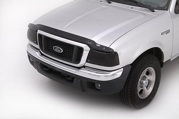 Auto Ventshade 37749 Dark Smoke Headlight Covers for 1998-2000 Ford Ranger