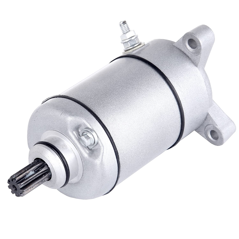 CCIYU Starter For POLARIS SPORTSMAN 335 400 450 500 ATV 1996-2012 Eng 499cc 4 Stroke SMU0061 113528 410-54020 18645 3084981