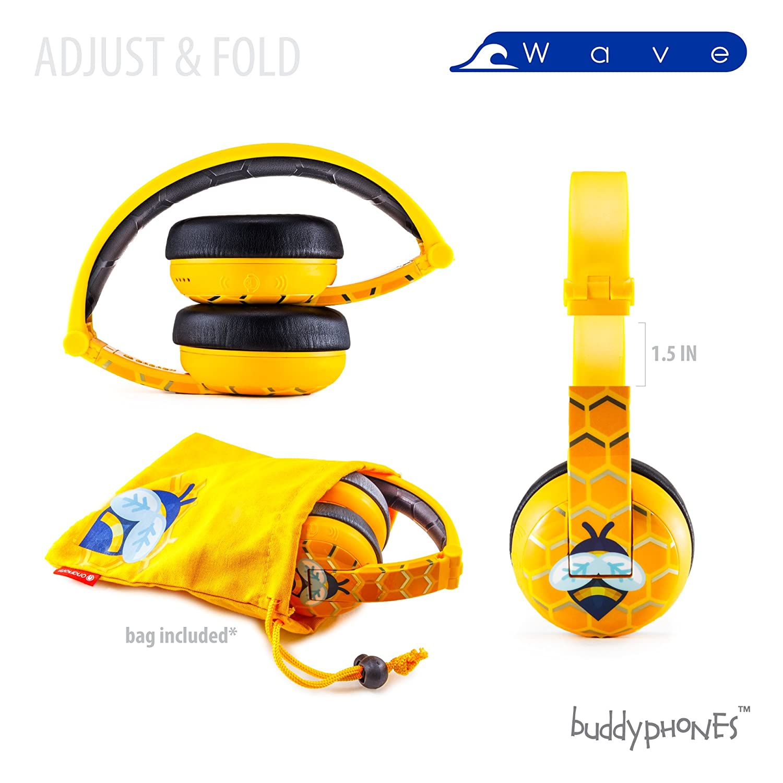 Kabellose Bluetooth Kopfhörer für Kinder: Amazon.de: Elektronik