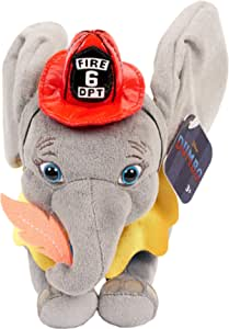 """Dumbo Live Action 7"""" Plush with Fireman Outfit [53304]"""