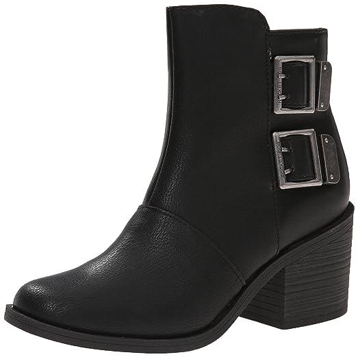 Womens Boots Rocket Dog Dundee Black Sierras