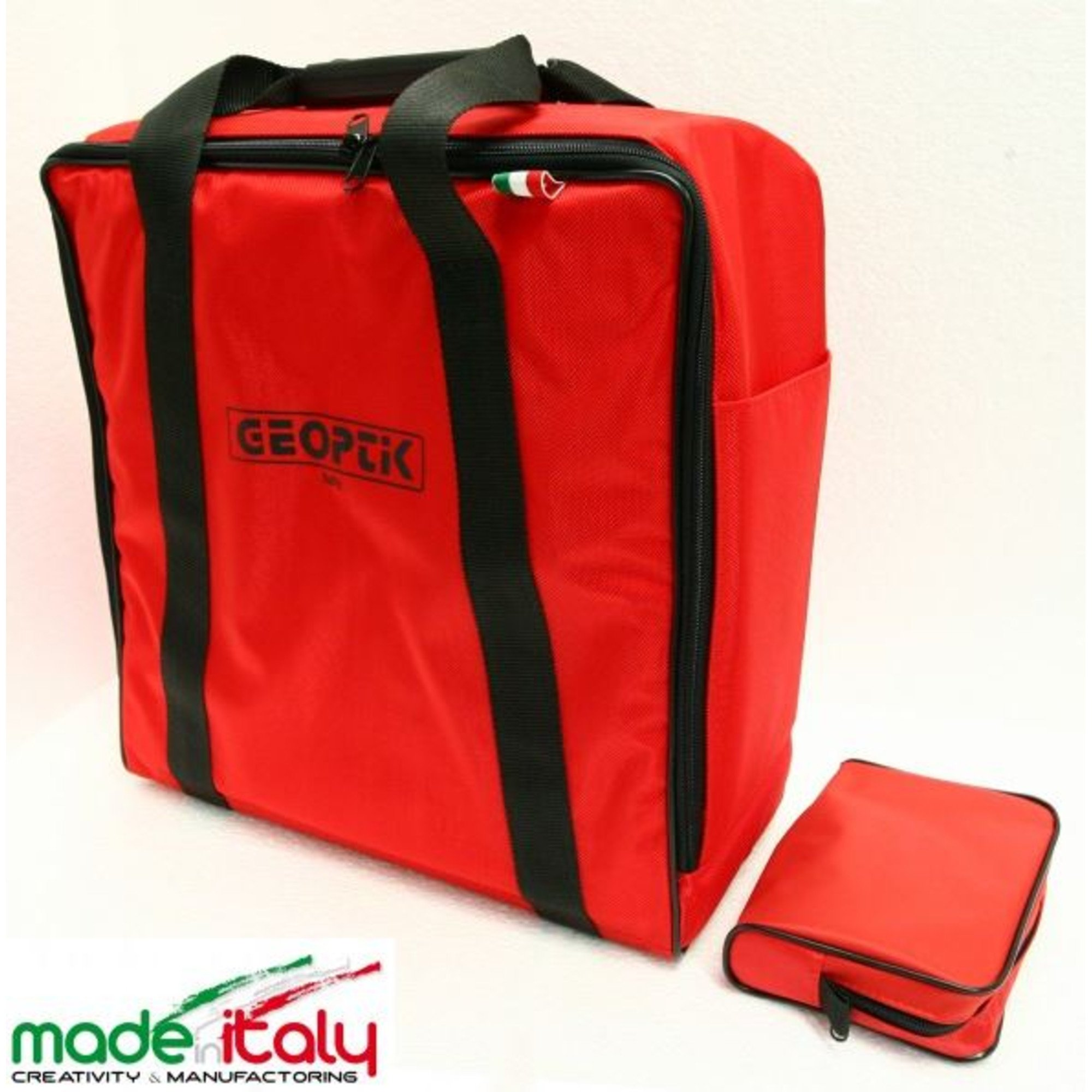 Telescope 30 A045 Padded Bag for Telescope, Red by Geoptik