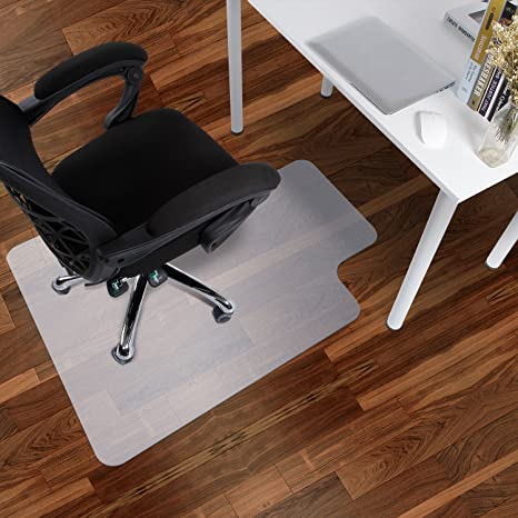 Antaprcis Pe Floor Protection Mat Floor Protector Chair Mat For Hard Floors Office Chair Mat Non Slip Floor Protection Mat Floor Mat Gym Amazon De Kuche Haushalt