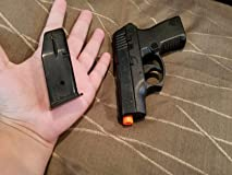 This is a sturdy built pistol
