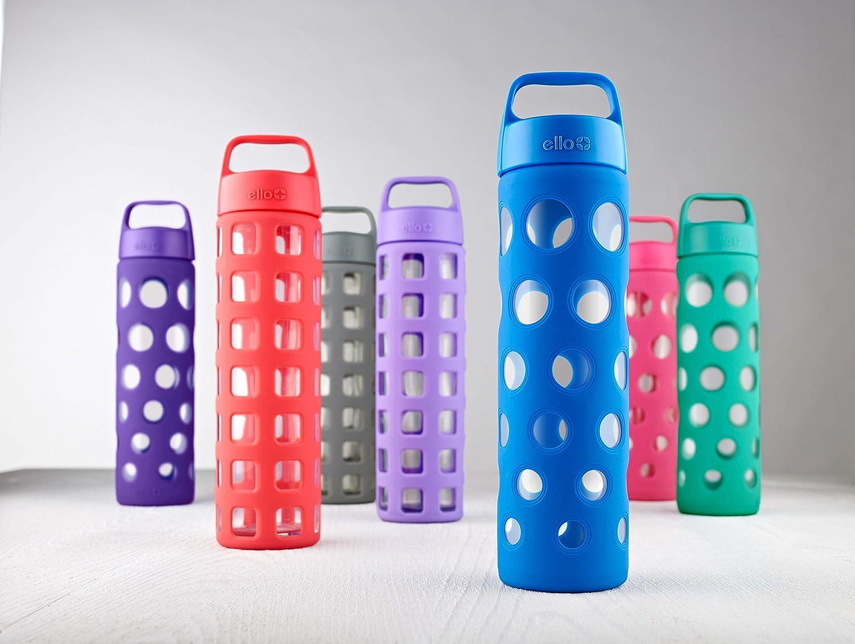 Ello Pure BPA-Free Glass Water...