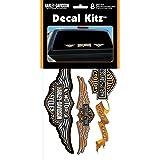 Chroma (3900) 7-Piece Harley-Davidson Decal Kit