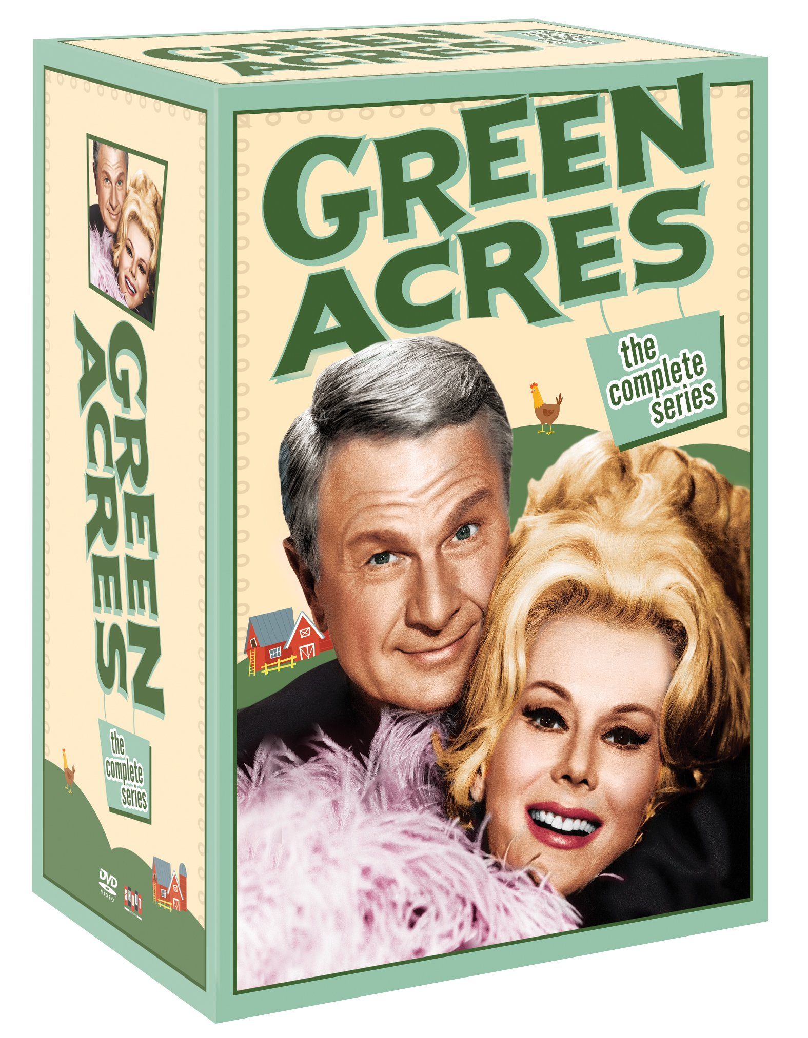 Green Acres: The Complete Series by Shout! Factory