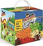 Little Builder Educational Toy, Building Bricks, Bulk Blocks, Brick Set, Compatible With All Major Brands, 625 Pieces