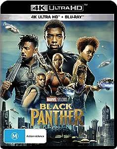 Black Panther (4K Ultra HD + Blu-ray)