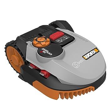 Worx wr095s País roid Césped de robot cortacésped S Basic ...