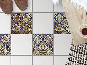 Fußboden Fliesen Aufkleber ~ Fliesensticker für boden fliesen aufkleber folie sticker für
