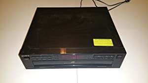 Sony 5 Disc Compact Disc Cd Player Changer Cdp-c211
