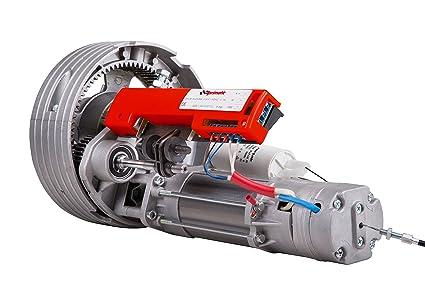 Schema Elettrico Per Saracinesca : Motore per serranda aprimatic ro matic eb portamolla
