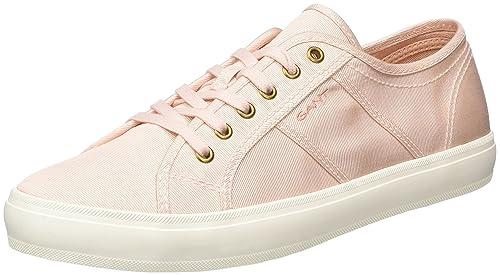 Zoe - Zapatillas Mujer, Color Rosa, Talla 38 GANT