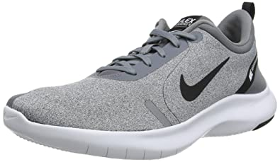 classic fit d4d96 0dd9c Nike Men s Flex Experience Rn 8 Running Shoes, Grey (Cool Grey Black