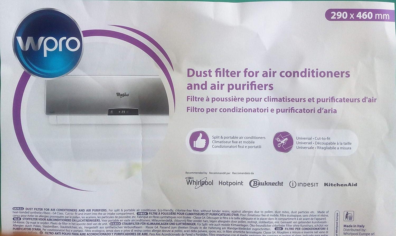 Filtro universal para aire acondicionado y purificadores de aire ...