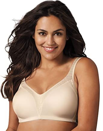 92d7bcc1e15cf Playtex 18 Hour Back Smoother Wirefree Bra at Amazon Women s Clothing store
