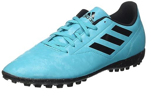 adidas Conquisto II TF, Zapatillas de Fútbol para Hombre, Turquesa (Energy Blue/Core Black/Solar Yellow) 40 2/3 EU: Amazon.es: Zapatos y complementos