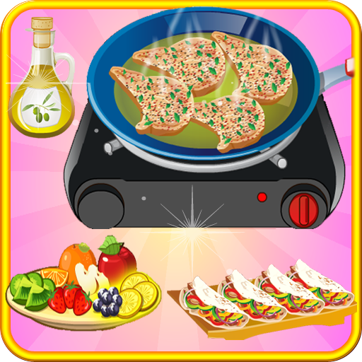 cooking games frenzy chicken tasty