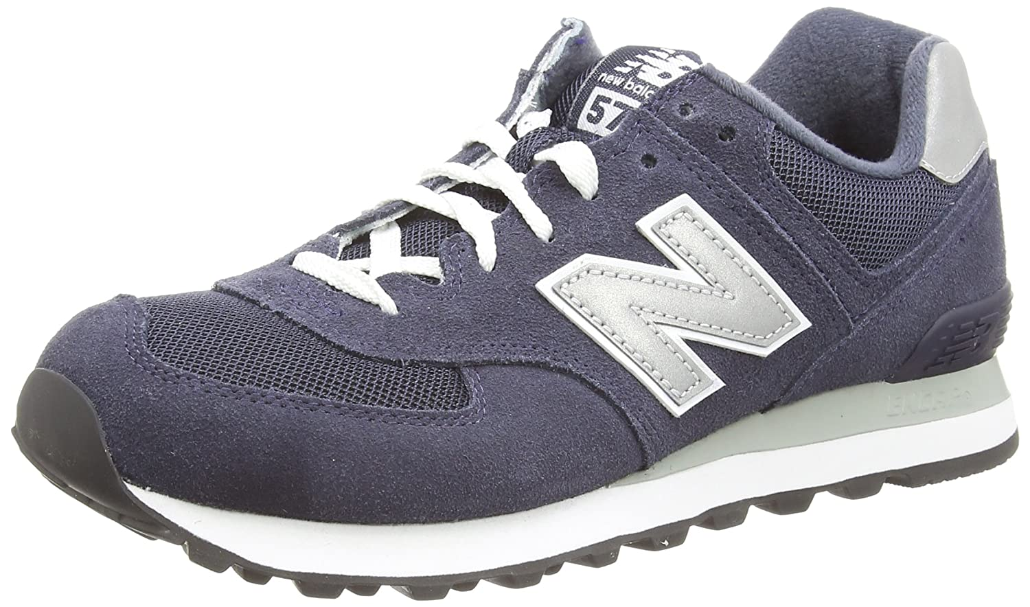 Mens New Balance 574 Suede Lace up Retro Running Classic Sneakers