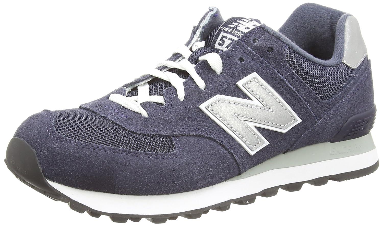 New Balance ML574, Zapatillas Hombre 44 EU|Azul (Navy/Grey)