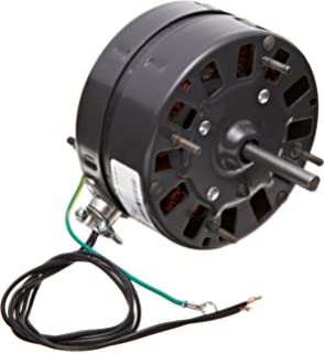 60 Hz Fasco D1087 5 Frame Shaded Pole Broan Open Ventilated OEM Replacement Motor with Sleeve Bearing 2.9amps 115V 1//12HP 1050rpm
