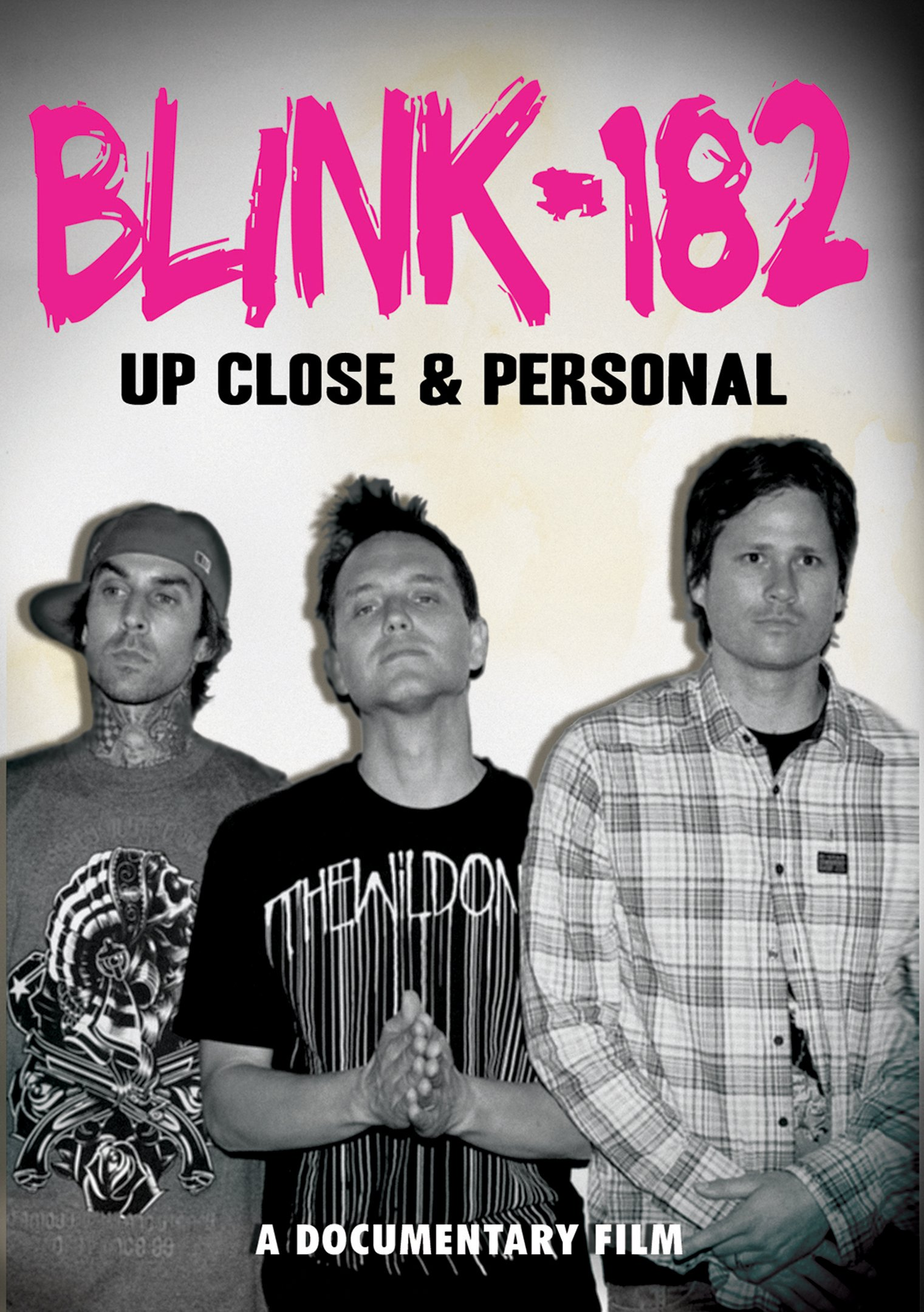 Blink-182 - Up Close & Personal (DVD)