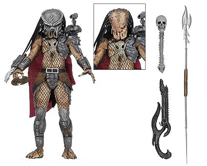 Amazon Com Neca Predator 7 Scale Action Figure Ultimate Ahab