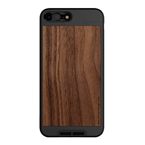 I Phone 8 Plus/I Phone 7 Plus Case || Moment Photo Case In Walnut Wood   Thin, Protective, Wrist Strap Friendly Case For Camera Lovers. by Moment